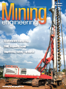 Mining Engineering, SMEApril 2015